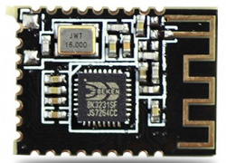 Single mode BLE data transmission module BK3231SF F-9688